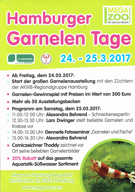 Hamburger-Garnelentage